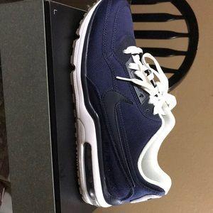 Nike Shoes - NIKE MEN'S AIR MAX LTD 3 DENIM MIDNIGHT BLUE